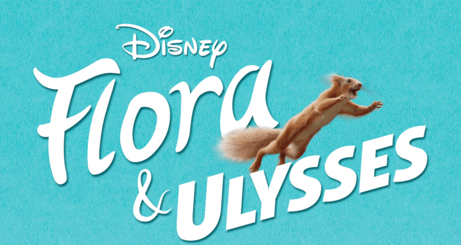 National Squirrel Appreciation Day – FLORA & ULYSSES