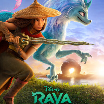 Disney's Raya And The Last Dragon – Activity Packet