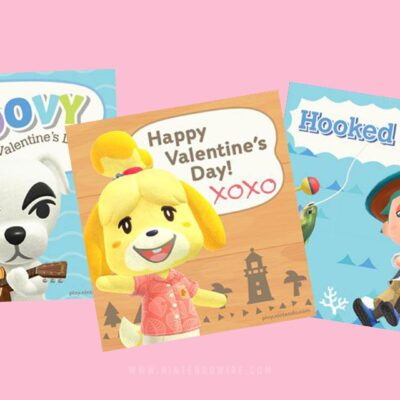 Spread the Love with Animal Crossing