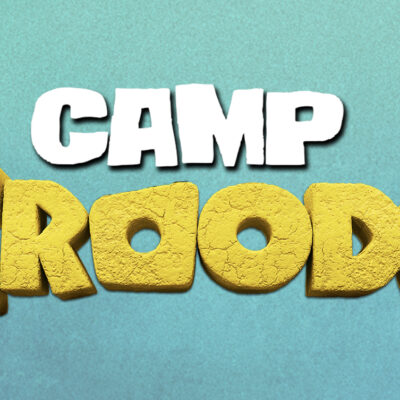 Camp Croods – A Virtual Museum Experience