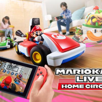 Real Life Super Mario Fun with Nintendo