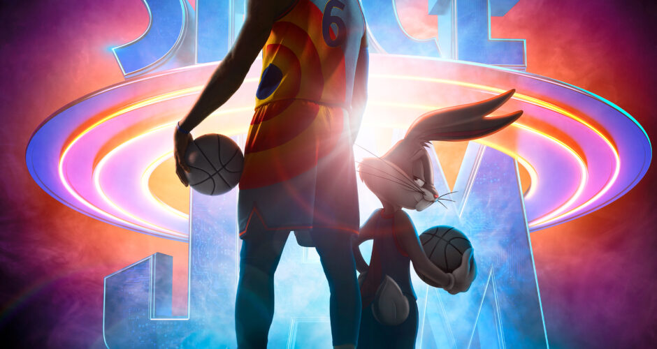 SPACEJAM: A NEW LEGACY First Look!
