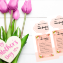 My Wonderful Mom Printable
