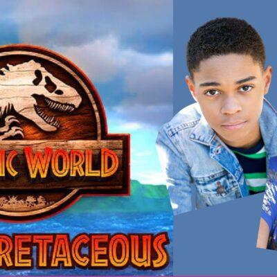 Jurassic World: Camp Cretaceous- Cast Interviews