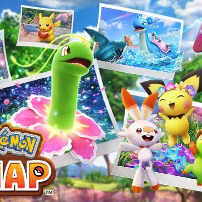 Pokémon Snap On The Nintendo Switch