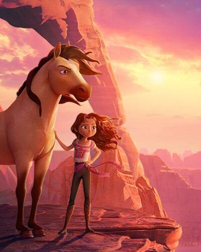 Spirit Untamed – A Story of Friendship, Bravery & Love