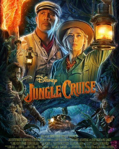 Jungle Cruise – Win Tickets to an early screening!