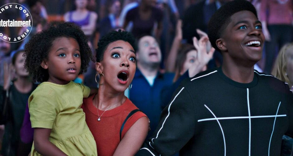 Interview with Sonequa Martin-Green from Space Jam: A New Legacy