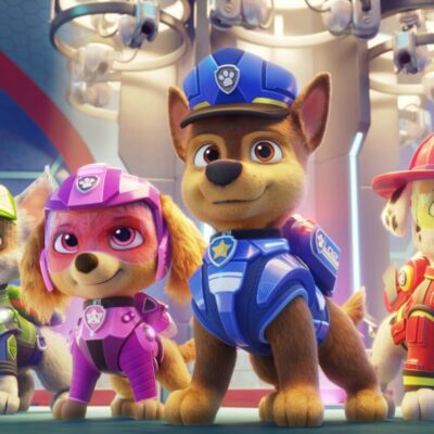 Paw Patrol The Movie Giveaway!