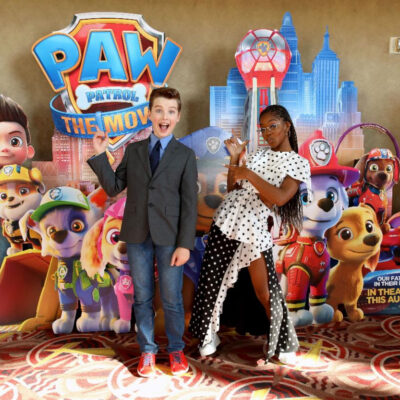 Interview with Marsai Martin & Iain Armitage from Paw Patrol: The Movie