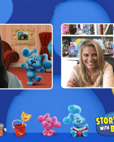 Blue's Clues Turns 25! Interview with Show Creators