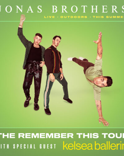 Win Tickets to See The Jonas Brothers at Jiffy Lube Live!