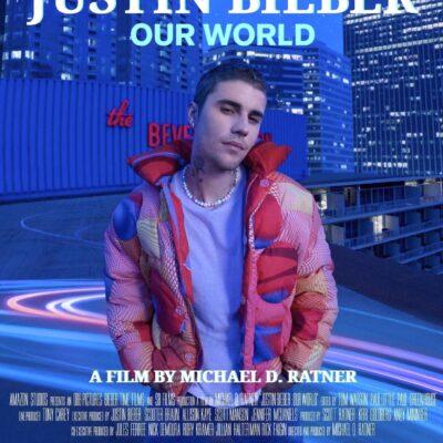 Justin Bieber Our World Virtual Screening